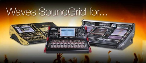 Soundgrid digico